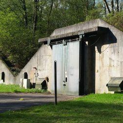 munitiebunkers park vliegbasis soesterberg