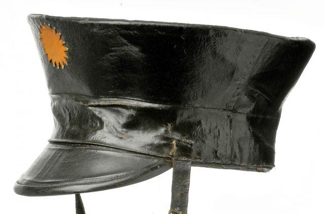 Sjako collectie Nationaal militair museum Soesterberg