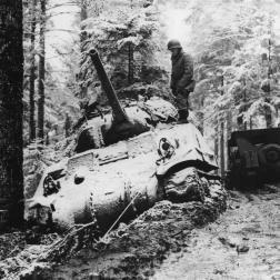 Sherman Tweede Wereldoorlog