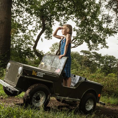 Mini-jeep NMM
